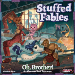 Stuffed Fables: Oh, Brother