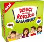Dzieci kontra rodzice: Kalambury Maxi