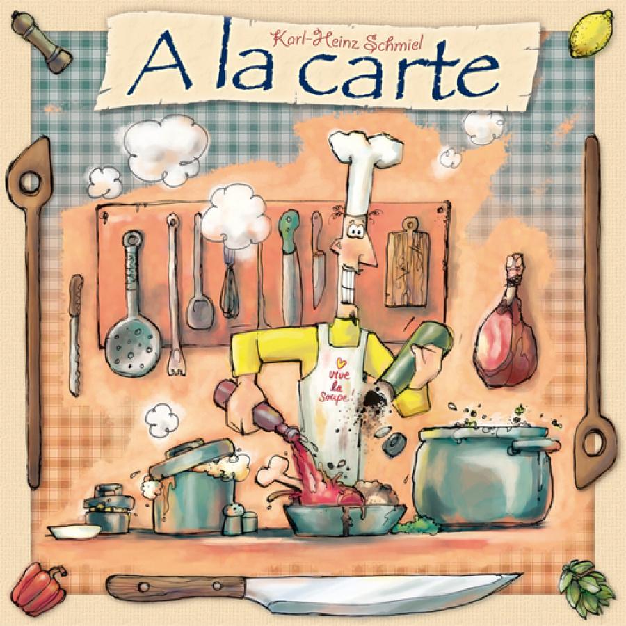 A la carte (edycja niemiecka)