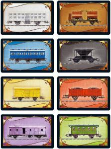 Karty wagonów.