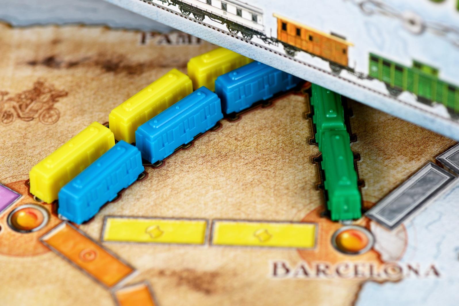 Wsiąść do Pociągu to gra o wielkiej, kolejowej przygodzie!
