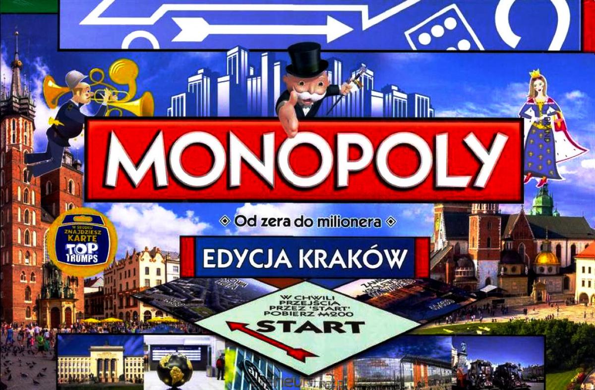 Monopoly: Edycja Kraków