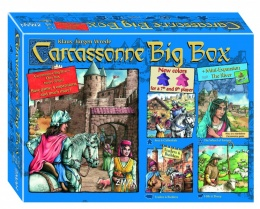 Carcassonne Big Box 5 (wersja angielska)