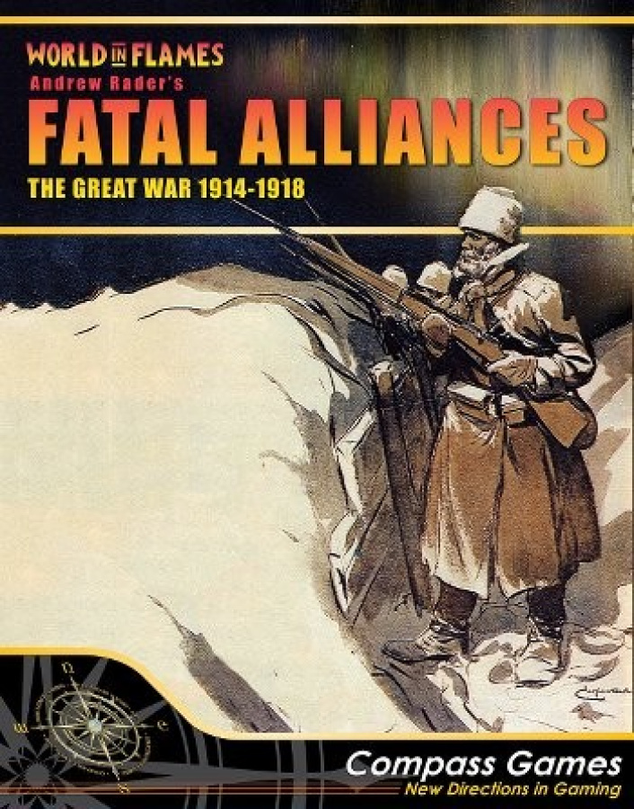 World in Flames: Fatal Alliances - The Great War 1914-1918