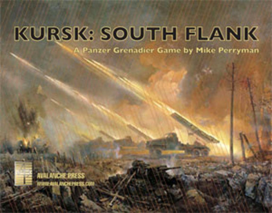 Panzer Grenadier: Kursk, South Flank