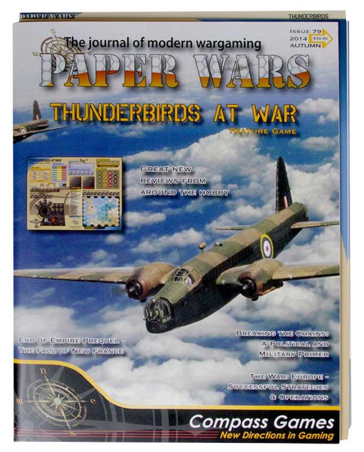 Paper Wars - issue 79 (April 2014): Thunderbirds at War