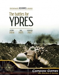 Red Poppies Campaigns - Volume 1: The Battles for Ypres