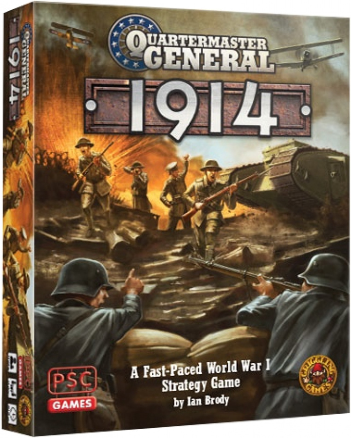 Quartermaster General - 1914