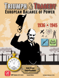 Triumph & Tragedy: European Balance of Power (Second Edition)