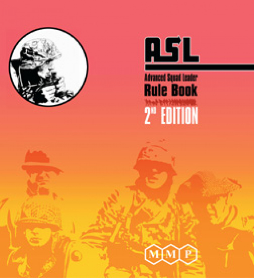 Advanced Squad Leader 2nd Edition
