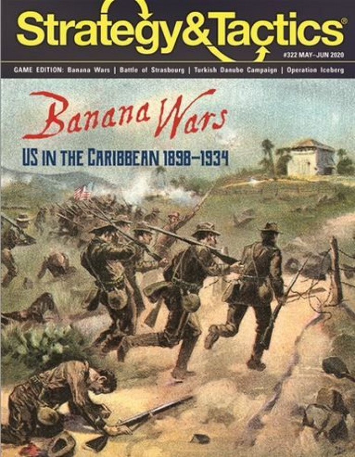 Banana Wars: Us Intervention In The Caribbean 1898-1935
