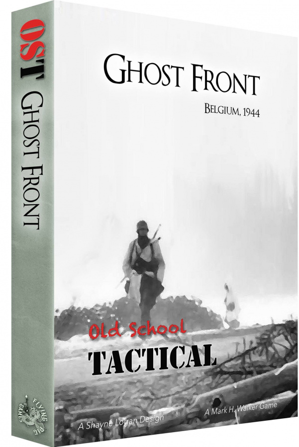 Old School Tactical: Ghost Front - Belgium 1944