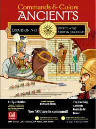 Commands & Colors: Ancients - Greece & the Eastern Kingdoms - Expansion Pack #1