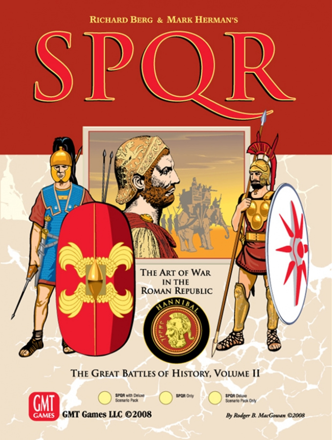 SPQR: Deluxe Edition (2nd Printing)
