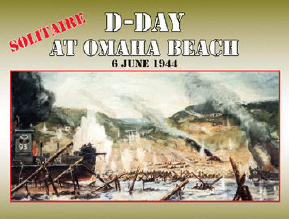 D-Day at Omaha Beach