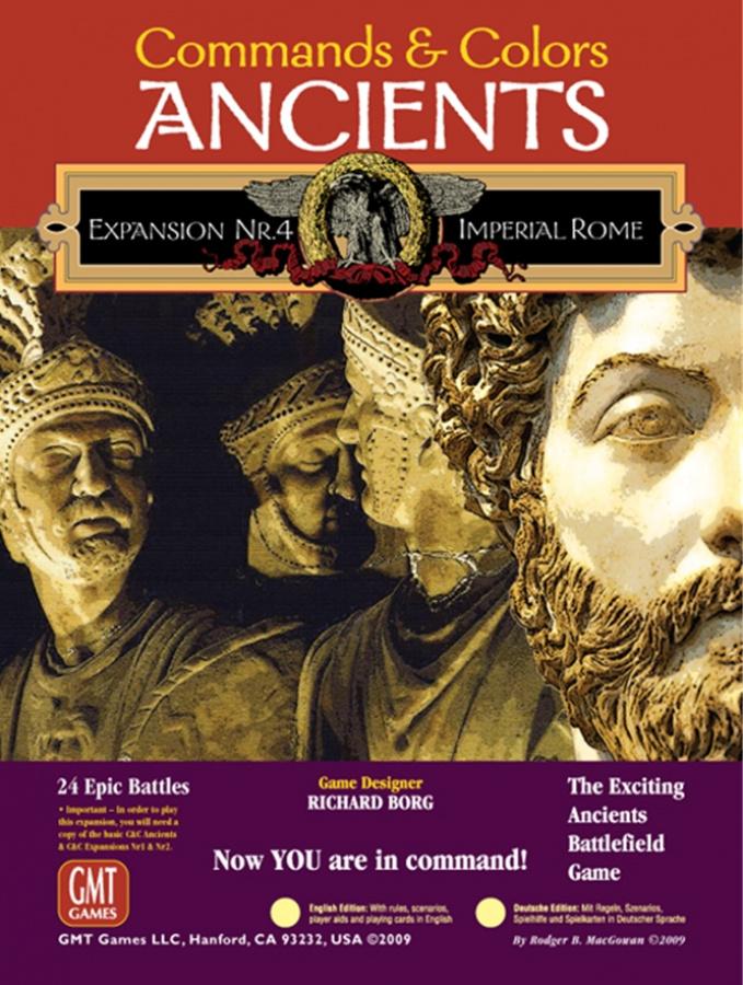 Commands & Colors: Ancients - Imperial Rome - Expansion #4