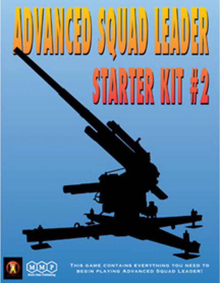 Advanced Squad Leader Starter Kit #2