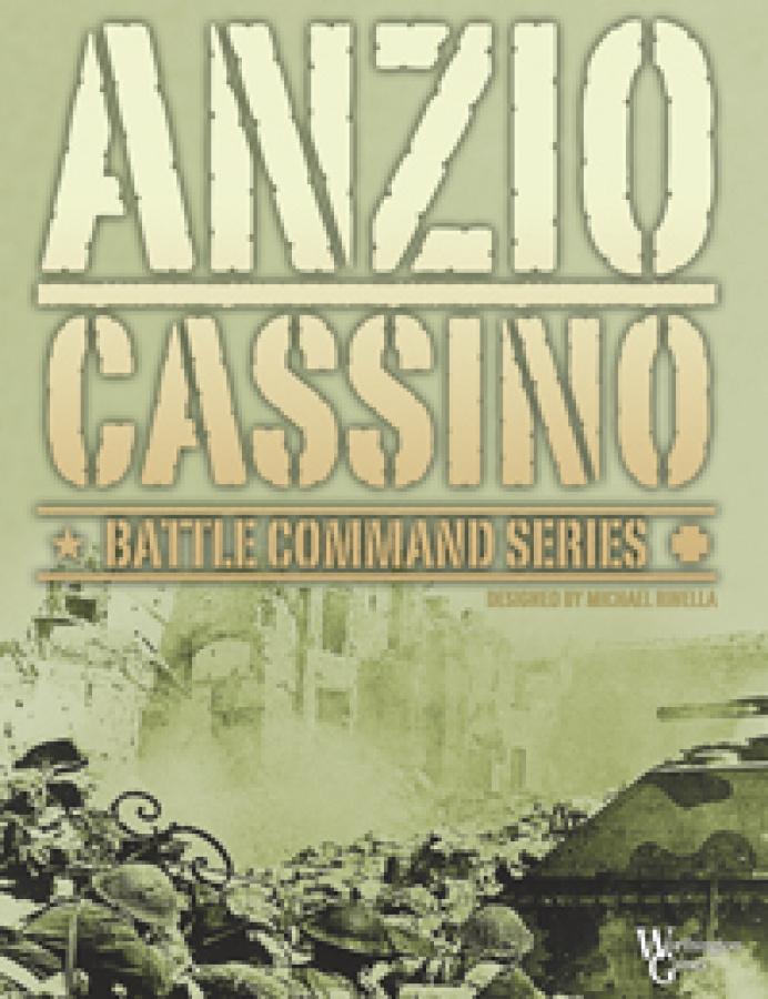 Anzio-Cassino Battle Command Series