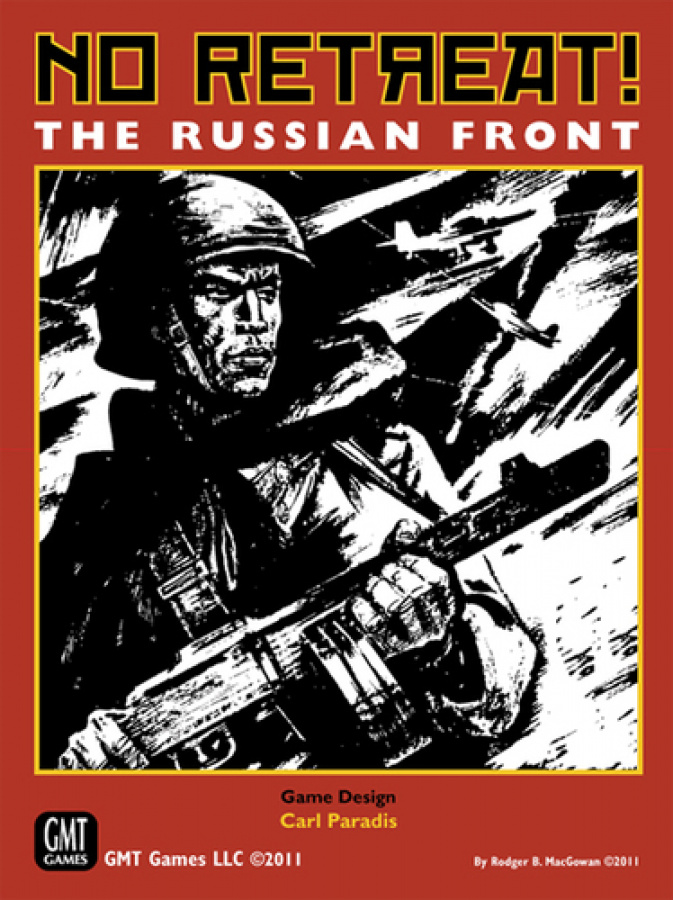 No Retreat: The Russian Front (2nd, deluxe edition)