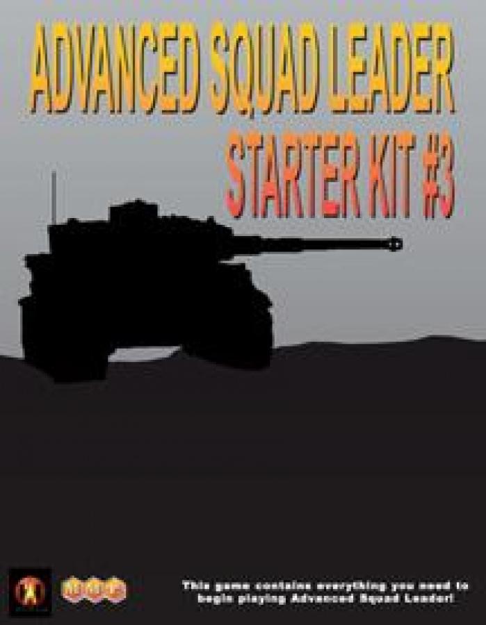Advanced Squad Leader Starter Kit #3