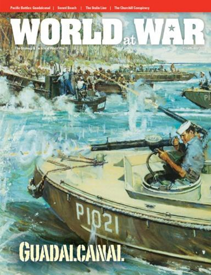 World at War - Issue #23 - Guadalcanal