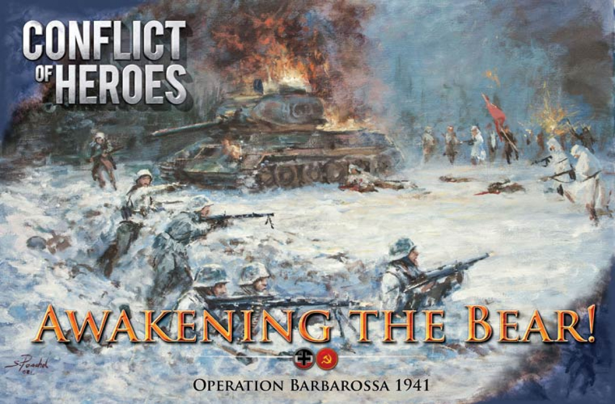 Conflict of Heroes - Awakening the Bear 2nd Edition