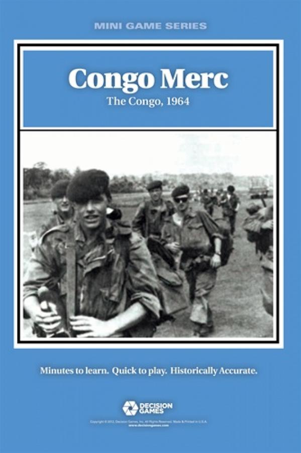 Congo Merc: The Congo, 1964