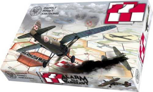 111 - Alarm dla Warszawy