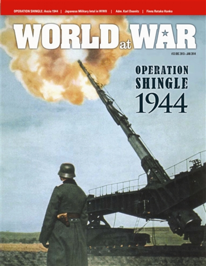 World at War: Operation Shingle - Anzio 1944