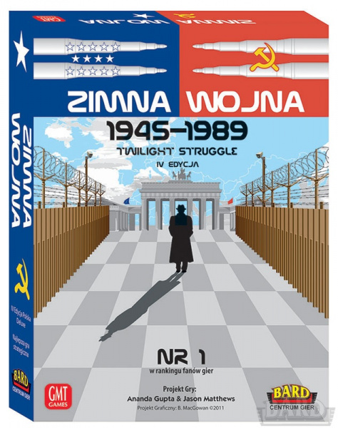 Zimna Wojna 1945-1989 (IV edycja)