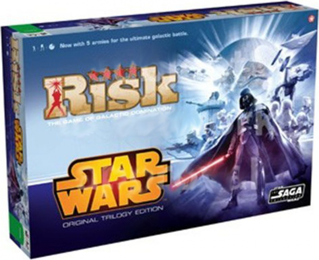 Risk: Star Wars - Original Trilogy Edition