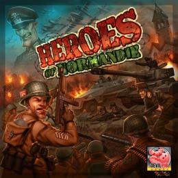 Heroes of Normandie (edycja angielska)