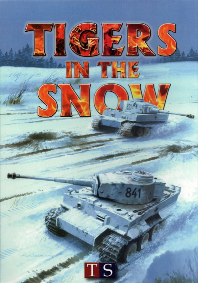 Tygrysy w Śniegu (Tigers in the Snow)