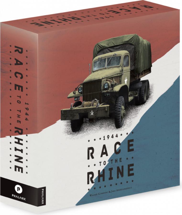 1944 Race to the Rhine