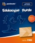 Edukacyjne Puzzle - seria Fan