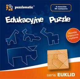 Edukacyjne Puzzle - seria Euklid