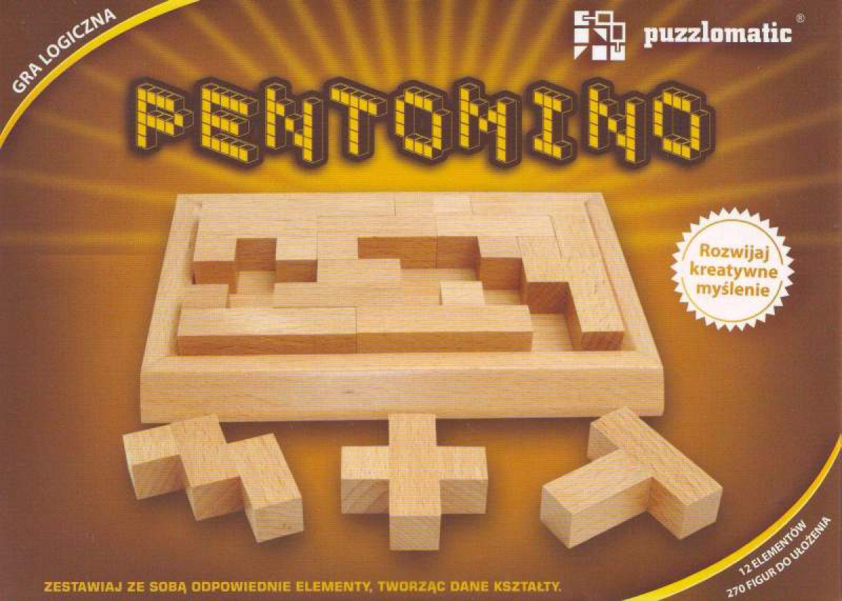 Puzzlomatic - Pentomino