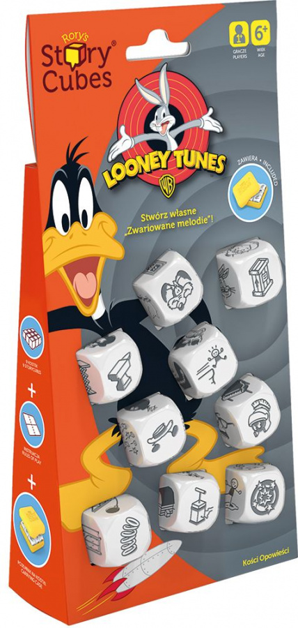 Story Cubes: Looney Tunes