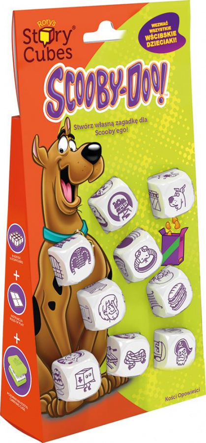 Story Cubes: Scooby Doo