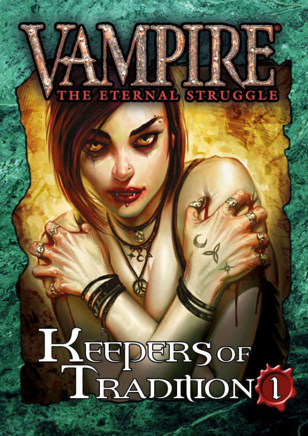 Vampire: The Eternal Struggle - Keepers Of Tradition Bundle 1