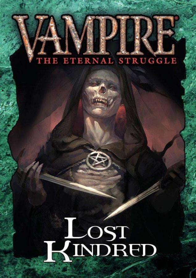 Vampire The Eternal Struggle - Lost Kindred