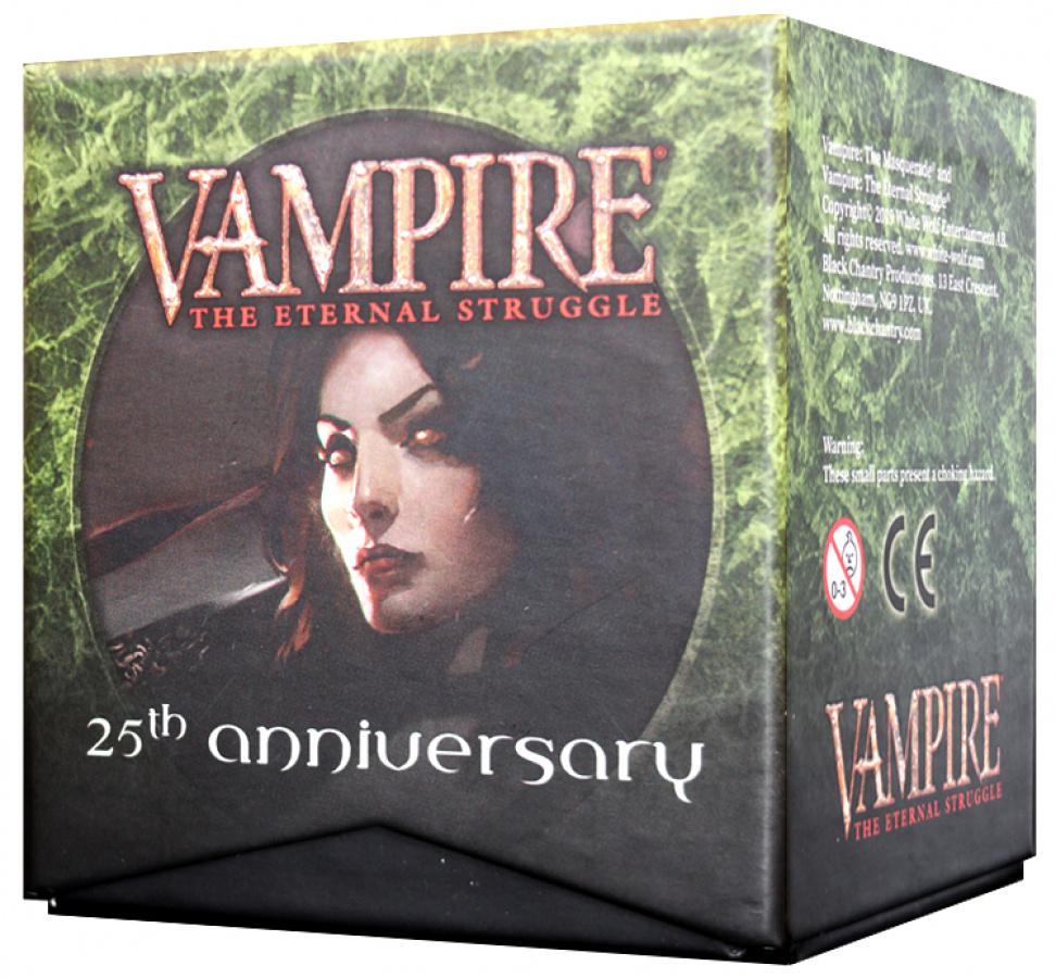 Vampire The Eternal Struggle - 25th Anniversary Set