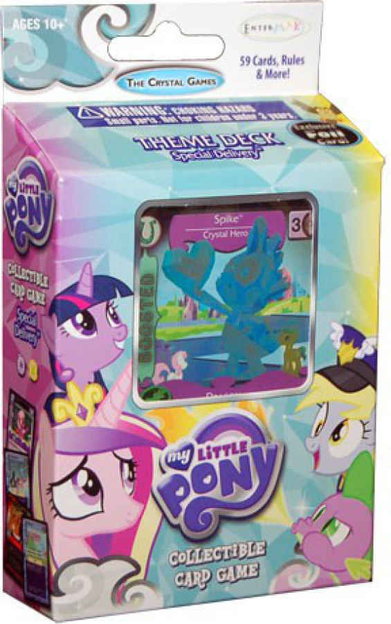 My Little Pony CCG: Special Delivery Theme Deck