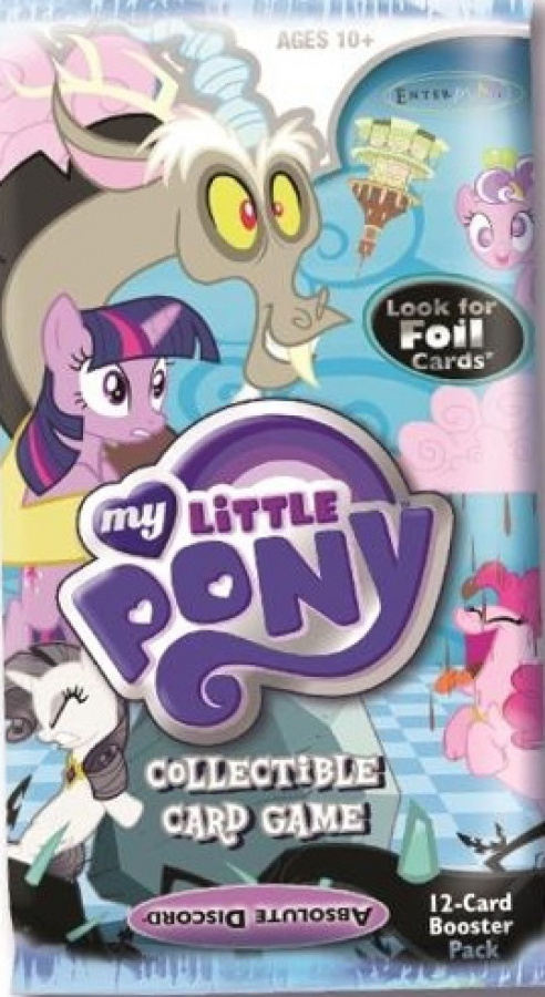 My Little Pony CCG: Absolute Discord booster