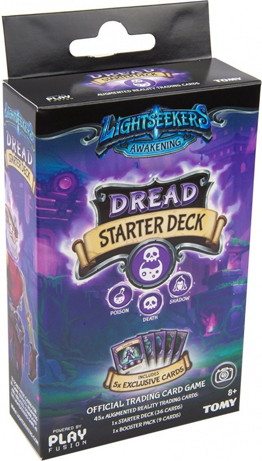 Lightseekers TCG: Awakening - Starter Deck - Dread