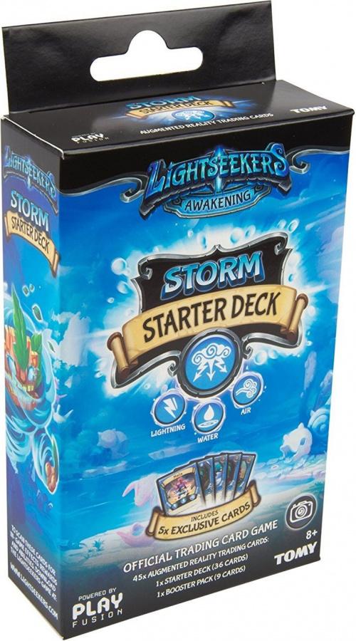 Lightseekers TCG: Awakening - Starter Deck - Storm