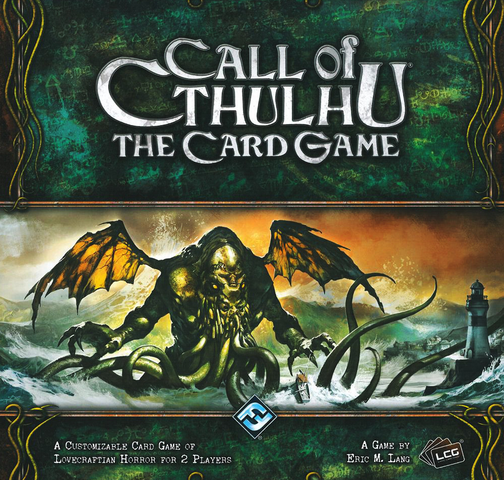 Call of Cthulhu LCG: The Card Game Core Set