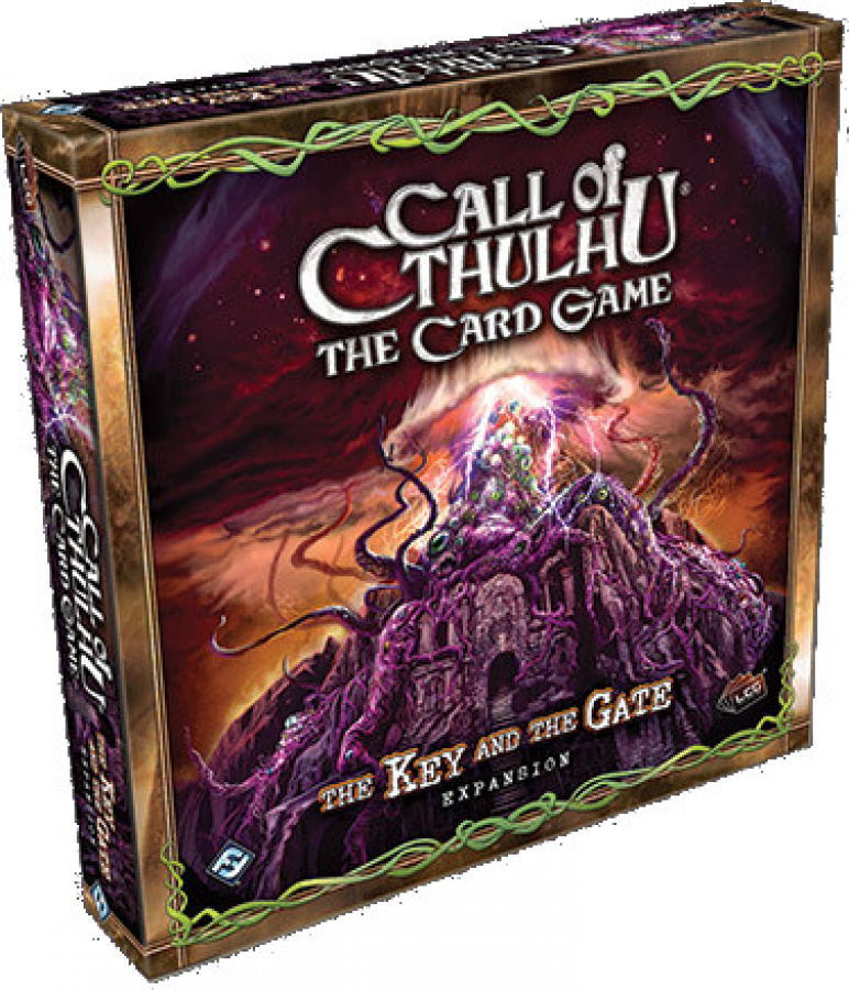 Call of Cthulhu LCG: The Key and the Gate Expansion