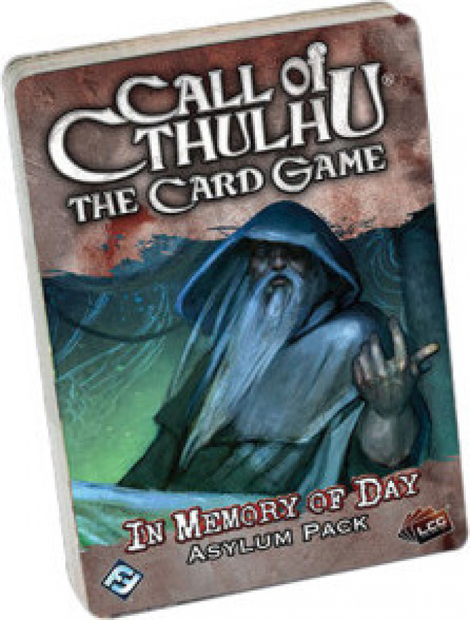 Call of Cthulhu LCG: In Memory of Day Asylum Pack