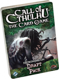 Call of Cthulhu LCG: Necronomicon Draft Pack